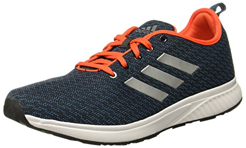 2. Adidas Men's Kivaro 1 M Reatea, Carbon, Energy, Silv Running Shoes