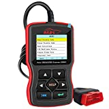 OBDScar OS601 EOBD OBD2 escáner automotriz lector de código de error del motor PUEDE Herramienta de diagnóstico (modelo 2019)