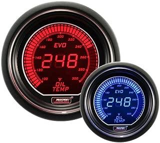 Prosport 216EVOOT Oil Temperature w/temp sensor Digital Display Gauge