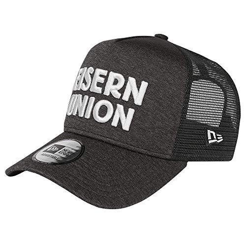 1. FC UNION Berlin Cap, Basecap, Mütze New ERA Eisern Union Grau