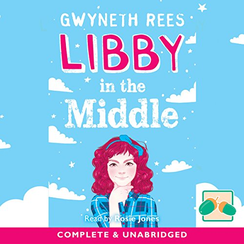 Libby in the Middle audiobook cover art