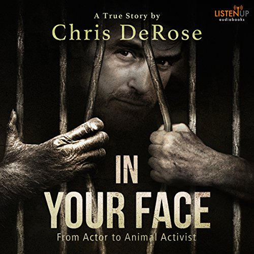 In Your Face audiobook cover art