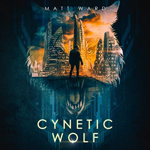 Cynetic Wolf cover art