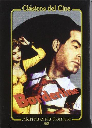 Borderline - Alarma En La Frontera - Fred MacMurray.