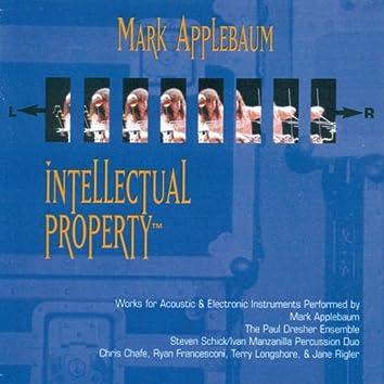 Applebaum, M.: Intellectual Property