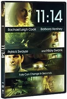 11:14 by Rachael Leigh Cook