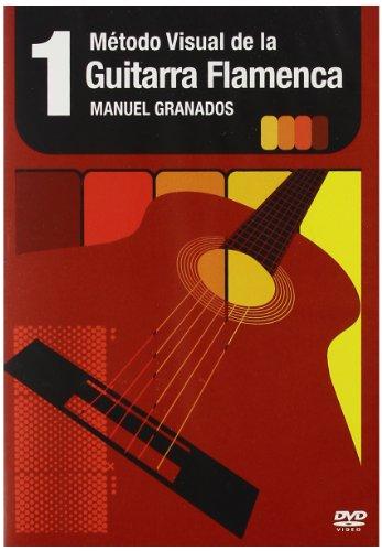 Método Visual de la Guitarra Flamenca 1 [DVD]