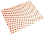Camelot Stoffe Gingham Hard Craft Filz Melone Rosa