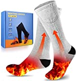 Heated Socks, 3 Heating Settings Rechargeable...