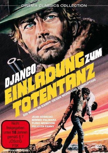 Django - Einladung zum Totentanz