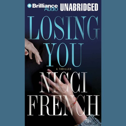 Losing You  audiobook cover art