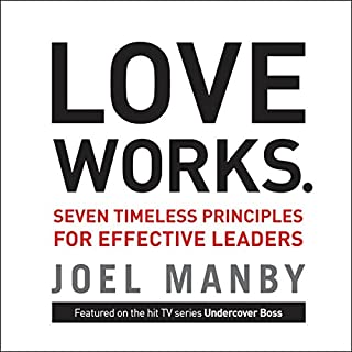 Love Works audiobook cover art