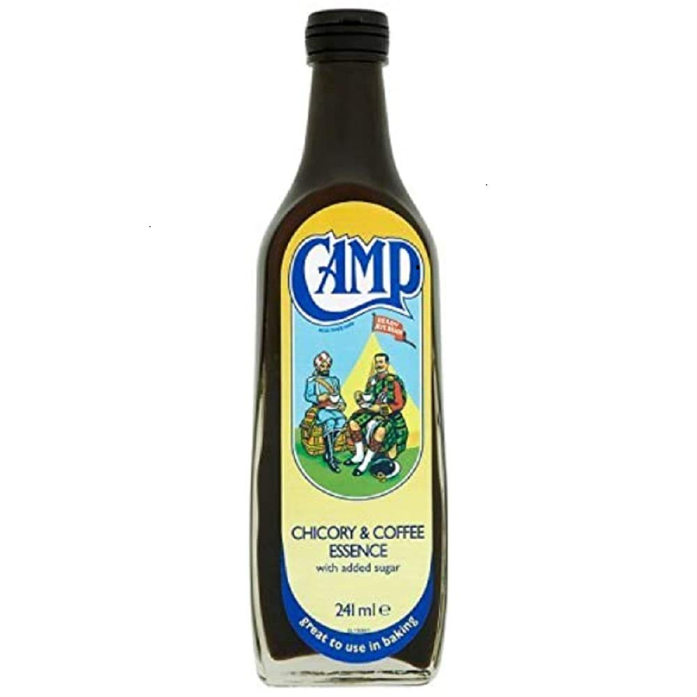 Recommended Max 51% OFF Camp Chicory Coffee Essence 6 Bottles 241 - Ml