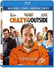 Crazy on the Outside (Blu-ray + DVD + Digital Copy) [Blu-ray]