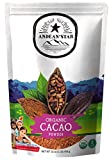 Andean Star Organic Cacao Powder - Powdered Raw Peruvian Beans Plant - Rich in Nutrients and Flavanols - Zero-Guilt and USDA-Certified - All-Natural and Non-GMO - Single-Origin and Non-Gluten - 16 oz
