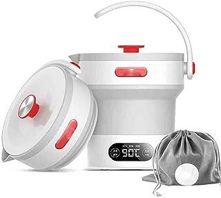SONG Voyage Bouilloire électrique, Bouilloire d'eau Portable de 0,6L Portable, écran Tactile à écran Tactile et Bouilloire...
