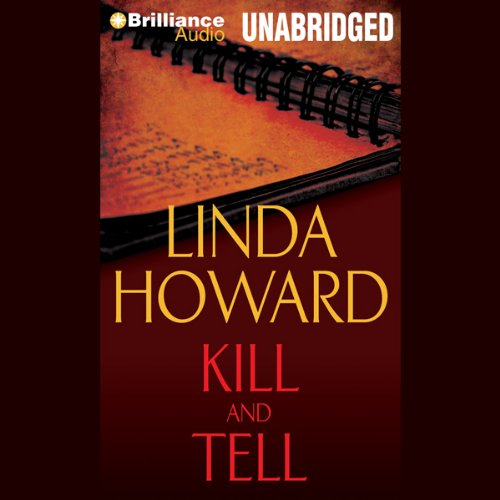 Kill and Tell audiobook cover art