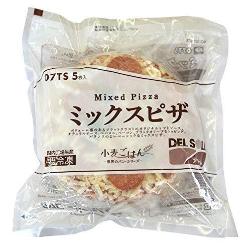 【冷凍】 業務用 JCコムサ ミックスピザ 5枚入り (155g×5枚) 冷凍ピザ【入り数3】