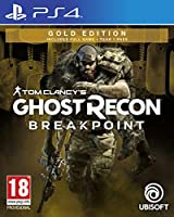 Tom Clancy's Ghost Recon Breakpoint Gold Edition (PS4) by Ubisoft - iImported Game.