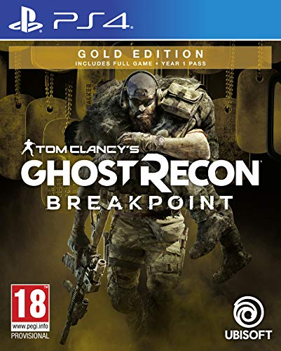 Tom Clancy's Ghost Recon Breakpoint - Gold Edition - (AT-Pegi UNCUT) - [PlayStation 4]