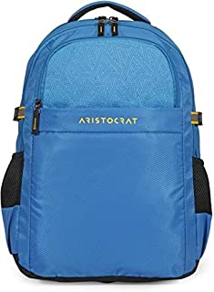 Aristocrat 36 Ltrs Blue Casual Backpack (SBWEG2RBL)