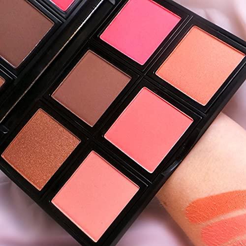 Palette Blush marca Rude