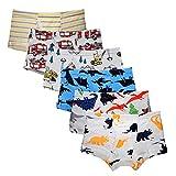 Kidear Boxer / sous-vêtements Briefs pour Bébé Garçons 2-3 ans style4