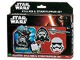 EPOCH Traumwiesen aquabeads 30159–Star Wars Kylo REN y sturmt ruppler Set, Manualidades con Perlas
