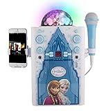 Kids Karaoke Disco Ball Karaoke Machine Kit de altavoces portátiles para niños / Niños...