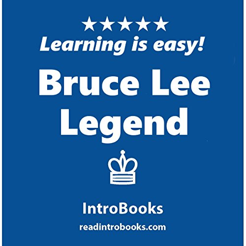 Bruce Lee Legend                   By:                                                                                                                                 IntroBooks                               Narrated by:                                                                                                                                 Andrea Giordani                      Length: 35 mins     Not rated yet     Overall 0.0