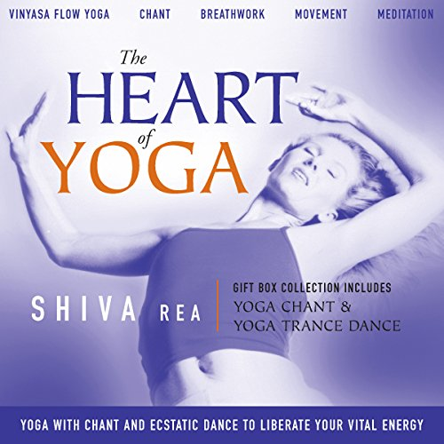The Heart of Yoga audiobook cover art
