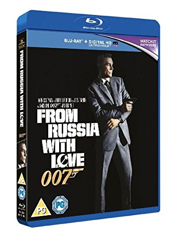 From Russia with Love [Blu-ray] [1963]