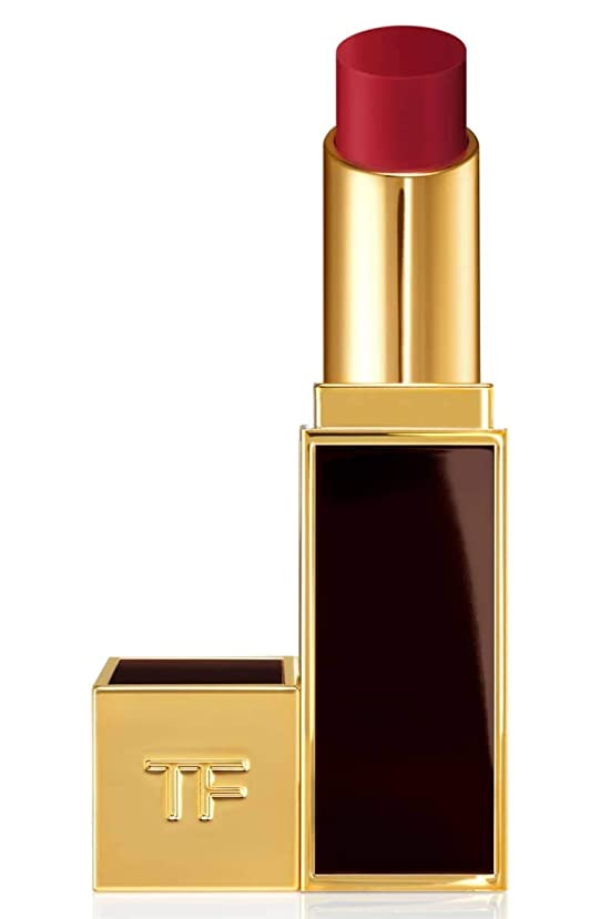 抑圧者ケーブル頭蓋骨トム フォード Lip Color Satin Matte - # 19 Stiletto 3.3g/0.11oz並行輸入品