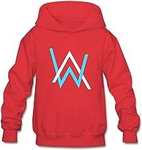iCoup Aliensee Youth WV Blue Alan Walker Hoodie Sweatshirt Suitable for 10-15yr Old