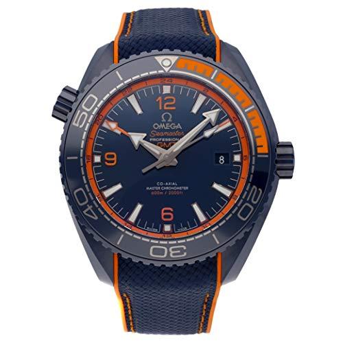 Omega Seamaster Planet Ocean 600M Omega Co-Axial Master 215.92.46.22.03.001 - Cronometro GMT 45,5 mm Big Blue