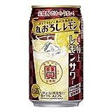 極上レモンサワー 丸おろしレモン 350ml ×24缶