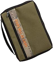Enesco WECOV Army of The Lord L Bible Cover Multicolor