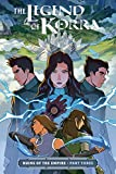 The Legend of Korra: Ruins of the Empire Part Three: 00