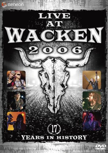 LIVE AT WACKEN 2006 (2枚組) [DVD]