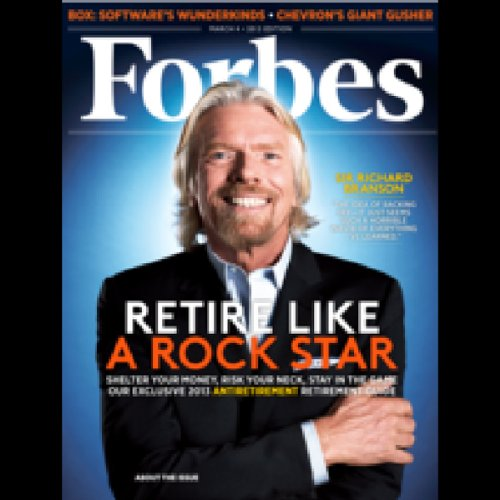 Forbes, February 18, 2013 audiobook cover art