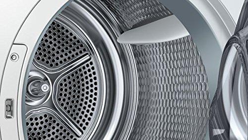Bosch WTW87541 Serie 8 Wärmepumpentrockner / A++ / 259 kWh/Jahr / 9 kg / weiß / Edelstahltrommel / selbstreinigender Kondensator / AutoDry - 5