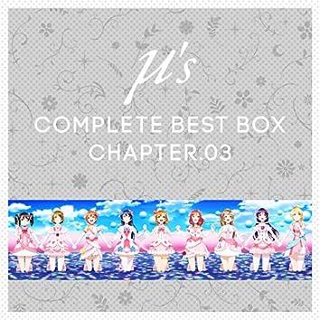 μ's Complete BEST BOX Chapter.03