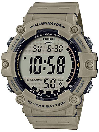 Reloj Casio Collection Digital AE-1500WH-5AVEF