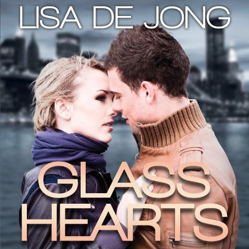 Glass Hearts audiobook cover art