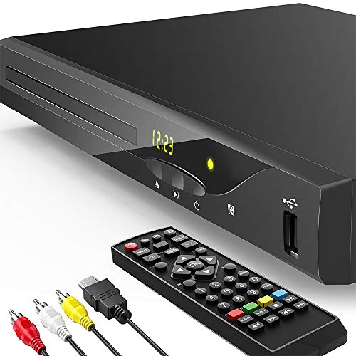 Blu ray DVD Player, 2021 Newest ...