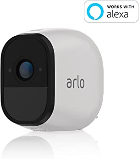 【Works with Alexa】 Arlo ネットワークカメラ ワイヤレス 見守り 簡単設置 どこからでも見れる Arlo Pro 増設用追加カメラ VMC4030-100JPS