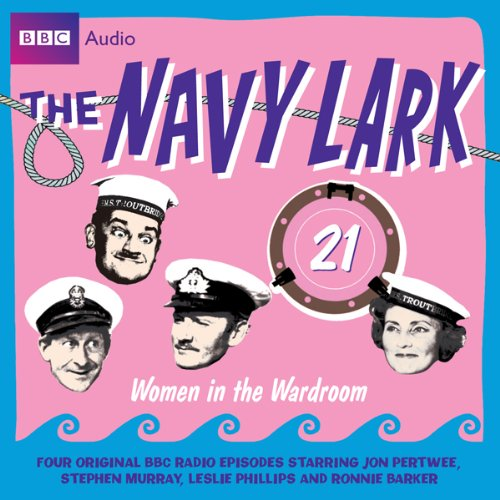 The Navy Lark, Volume 21 Titelbild