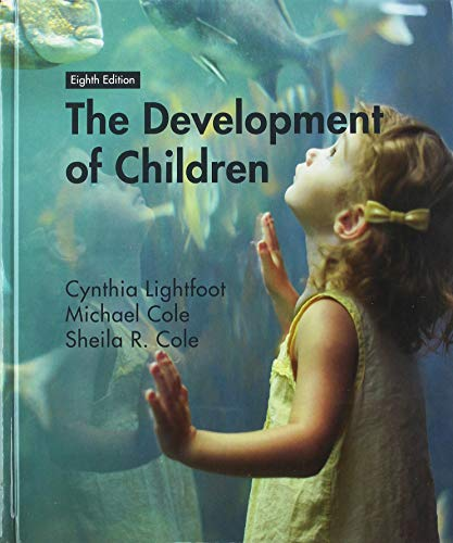 Development Of Children 8e