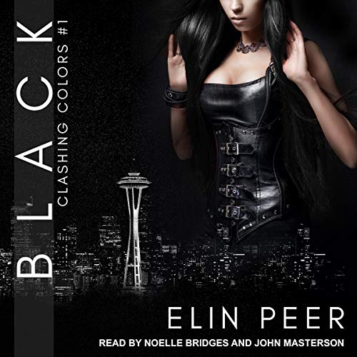 Black     Clashing Colors Series, Book 1              By:                                                                                                                                 Elin Peer                               Narrated by:                                                                                                                                 Noelle Bridges,                                                                                        John Masterson                      Length: 9 hrs and 9 mins     9 ratings     Overall 4.2