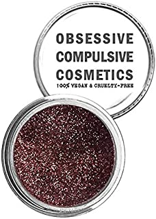 OCC Cosmetic Glitter, Smoked Plum, 0.08 Ounce